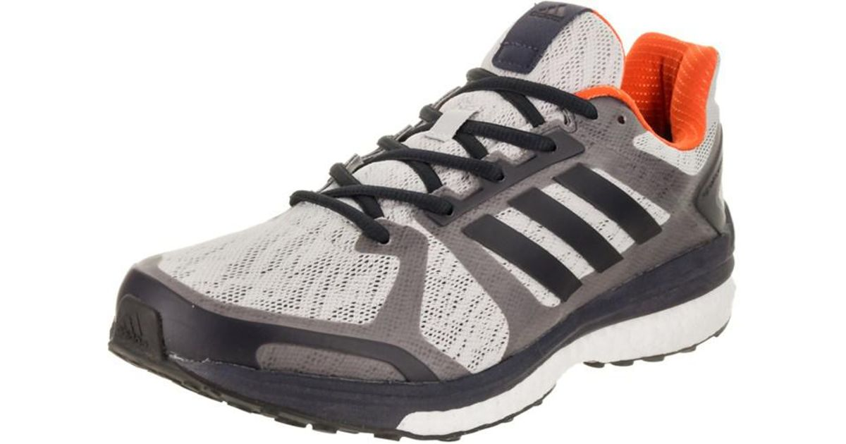 6087dfc4f Lyst - Adidas Men s Supernova Sequence 9 Running Shoe in Gray for Men