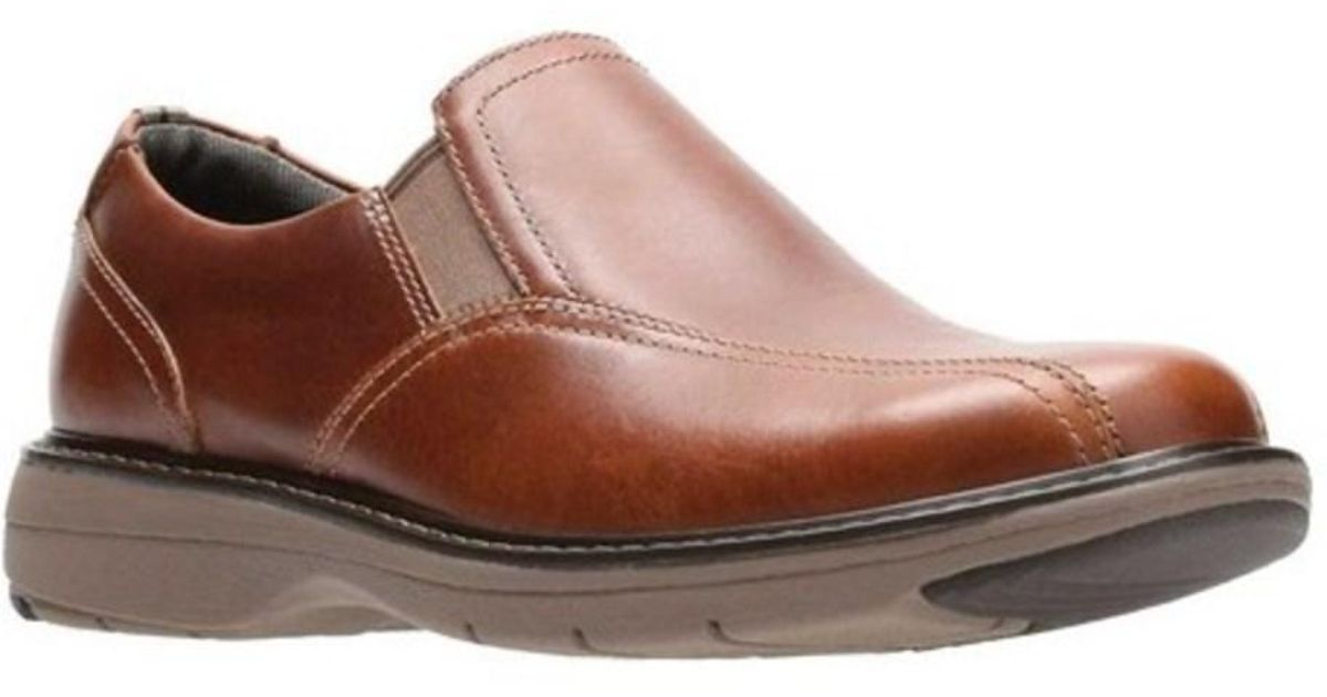 Clarks Men's Cushox Step Slip-On fashionable online cheap sale outlet store Y6Nc5