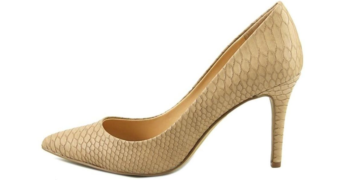 63af24090ee Lyst - Jessica Simpson Womens Levin Pointed Toe Classic Pumps in Brown
