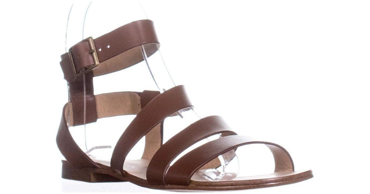 6450eae4808f Lyst - Splendid Caracas Buckle Ankle Strap Sandals