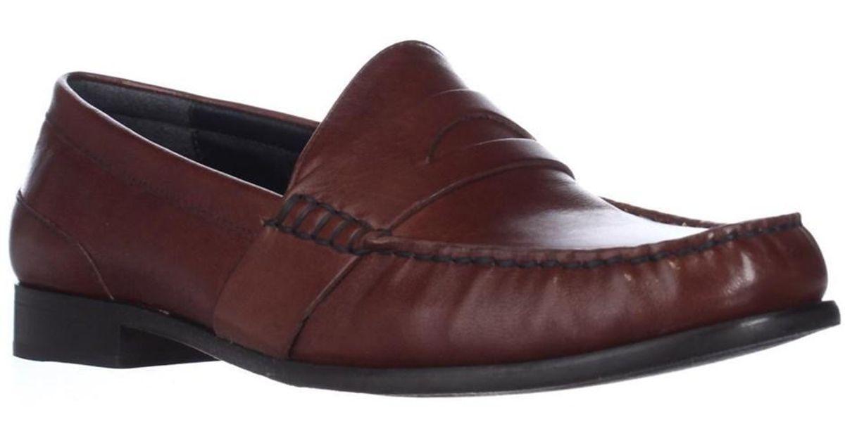 81d362f617f Lyst - Cole Haan Laurel Moc Loafer Flats