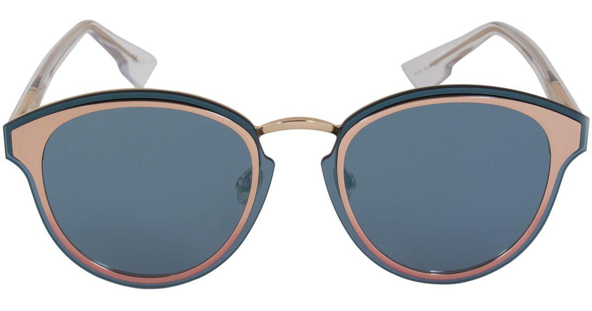 0513d948b2e Lyst - Dior Nightfall Sunglasses 35j2a 65