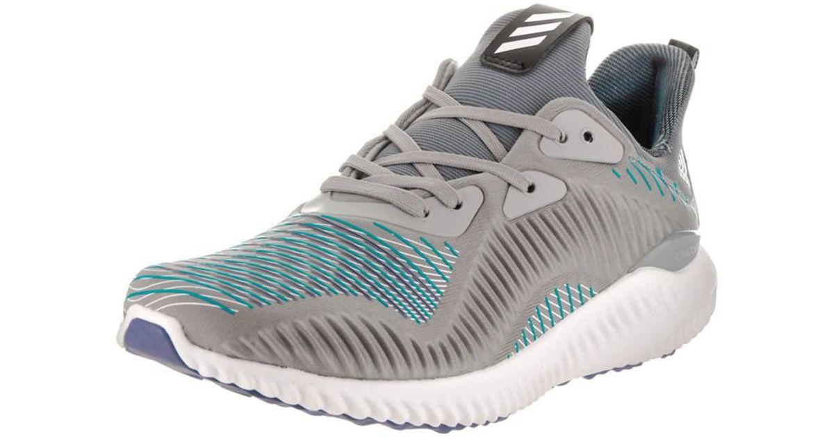 2eb1afaff6c53 Lyst - Adidas Originals Women s Alphabounce Hpc W Running Shoe in Black
