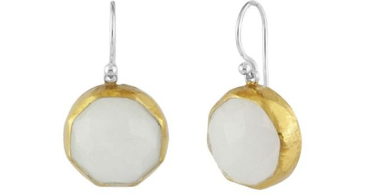 lollipop and ylang retrouvai zircon quartz do earrings product ret a jewelry white