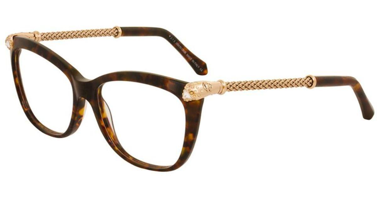 Lyst - Roberto Cavalli Women\'s Rc0944 53mm Optical Frames in Brown