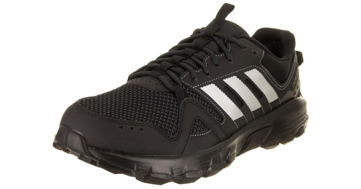 quality design 5857d 45de9 ... netherlands lyst adidas mens rockadia trail wide running shoe in black  for men b58d3 a029a