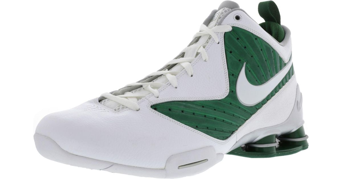 100% authentic d7602 a9ced Leather Men s Basketball Pro Bb In Lyst Mid Shoe Shox Top Tb Nike USF88qfZ