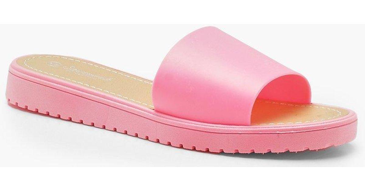 Jelly Cleated Sliders Nicekicks De Salida Bajo Precio De Venta En Línea Tarifa De Envío qbwot