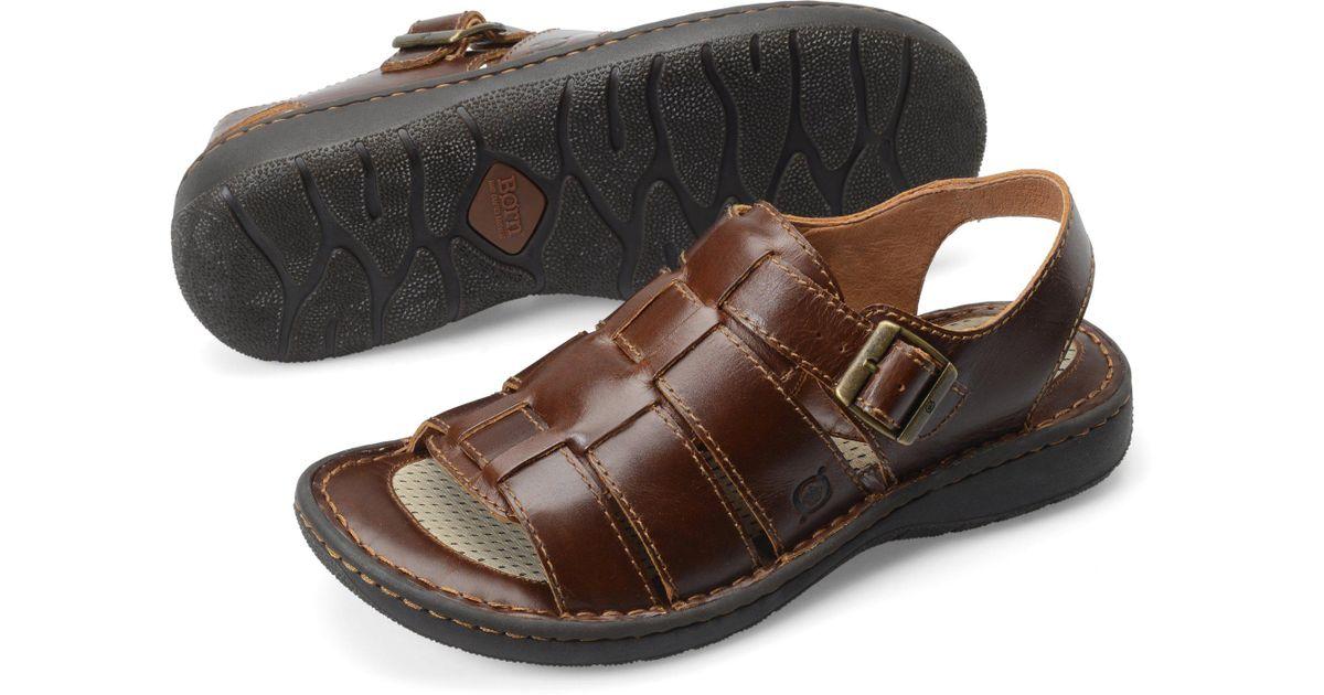 80ca44ed21e566 Lyst - Born Shoes Joshua in Brown for Men