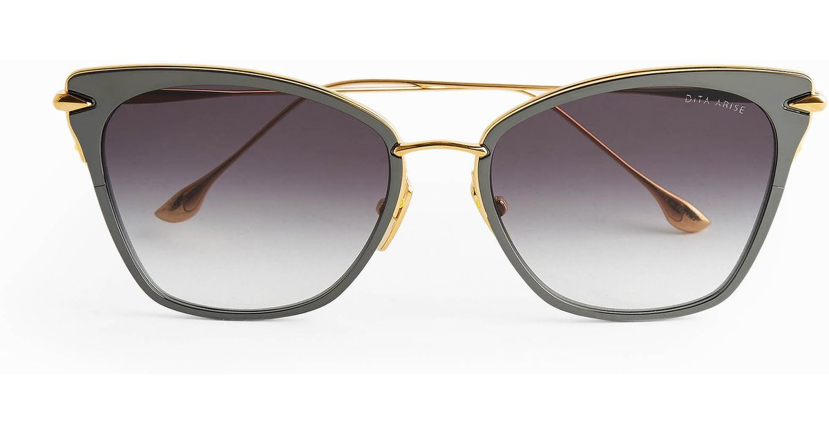 399595ab02 Lyst - Dita Eyewear Arise Cat-eye Sunglasses