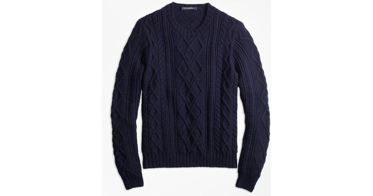 brooks-brothers-Navy-Hand-knit-Merino-Wool-And-Alpaca-Crewneck-Sweater.jpeg