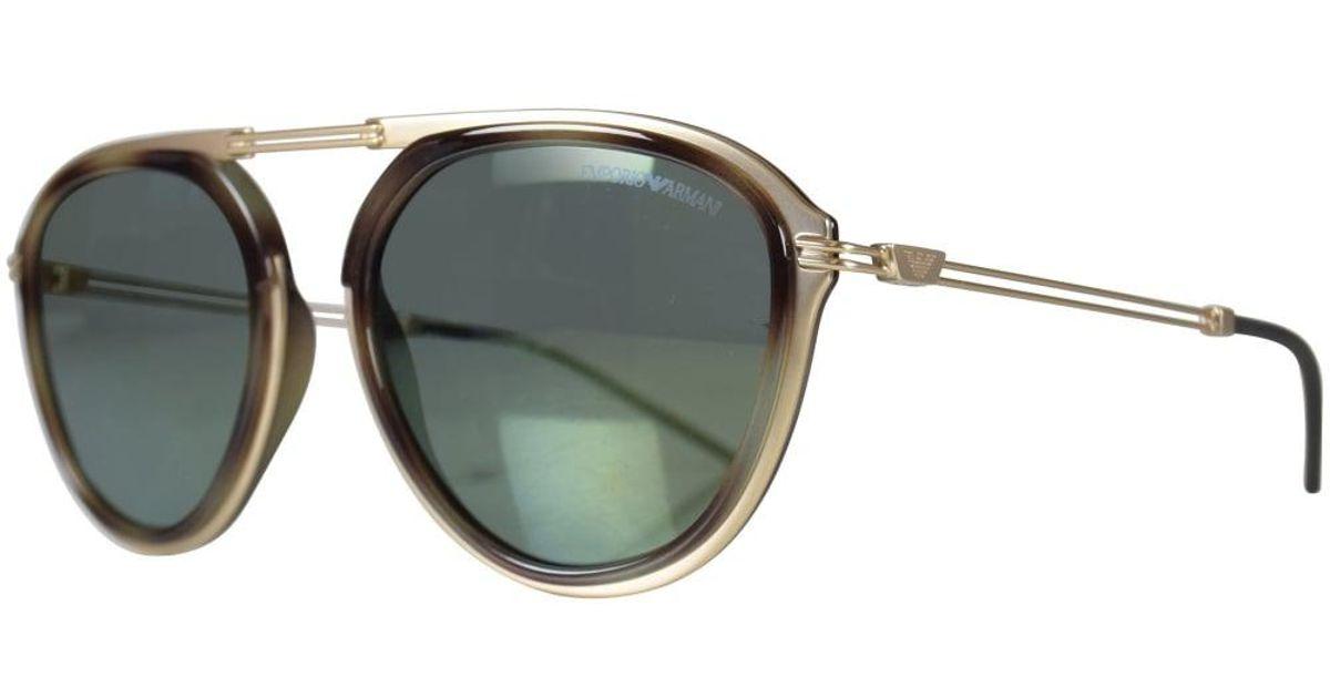 560d14df91c1 Emporio Armani 2056 Metal Sunglasses for Men - Lyst