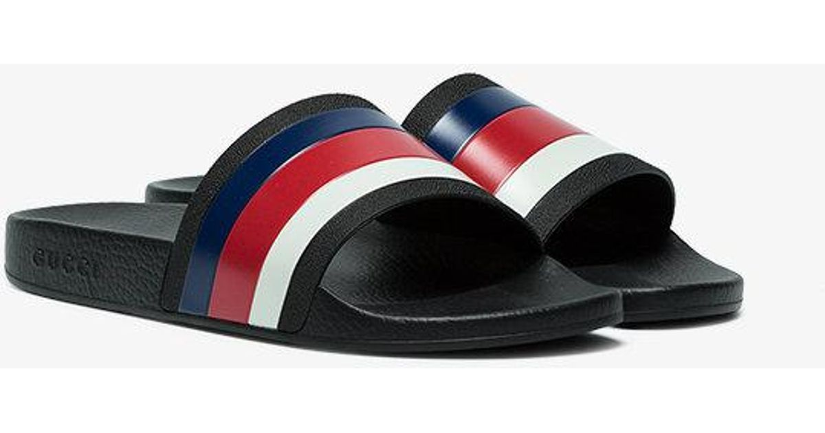 312c25ab53467 Gucci Web Slide Sandal Sale