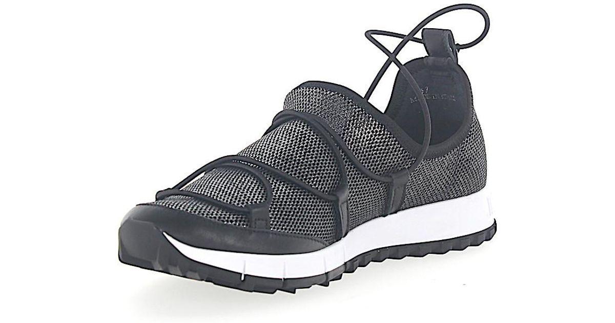 Chaussures De Sport Slip-on Paillettes Andrea Mesh Ros Jimmy Métallique En Cuir Choo Londres skJ9IacBCZ
