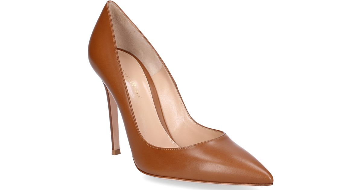 wholesale dealer dfc13 bf95c gianvito-rossi-brown-Pumps-Gianvito-Smooth-Leather-Brown.jpeg