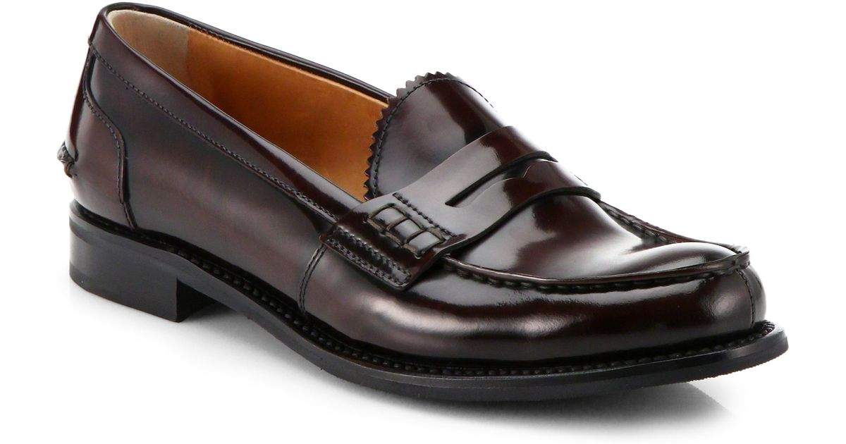 Church's Sally loafers
