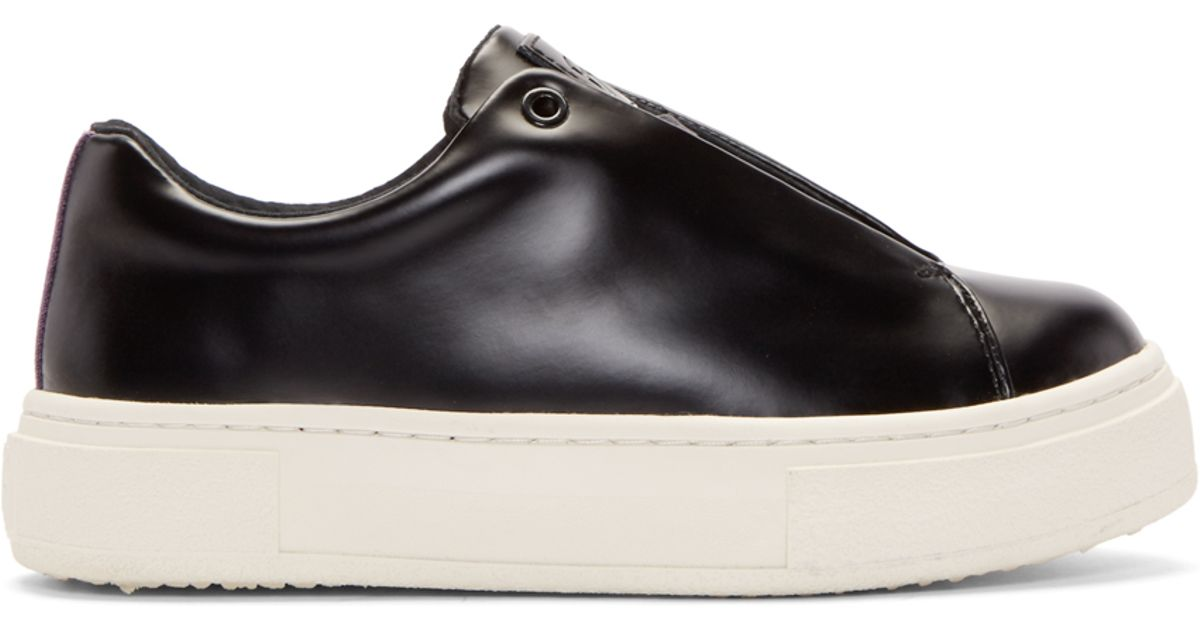 Doja low-top leather trainers Eytys QhGwRpu