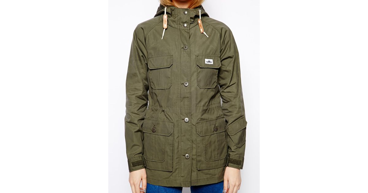 931a12ab6ddd Lyst - Penfield Vassan Parka in Natural