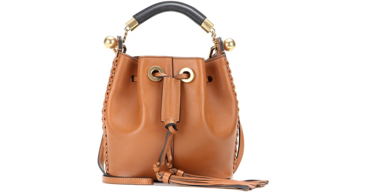 choloe bag - chloe black tassel medium gala bucket bag, replica chloe bag