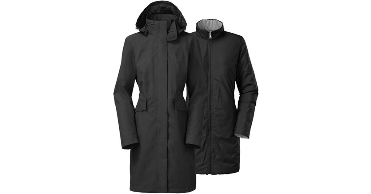 c79b7aec7 The North Face - Black 'suzanne' Triclimate 3-in-1 Jacket - Lyst