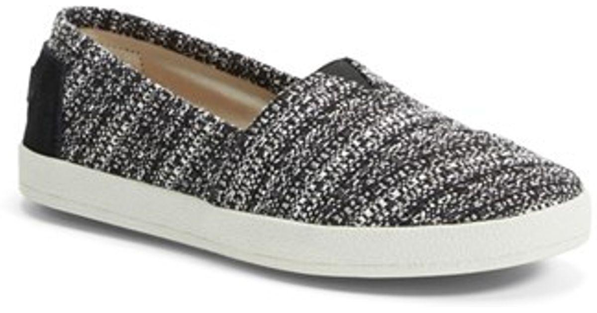 TOMS Boucle Slip-On Sneaker eb7HvoR