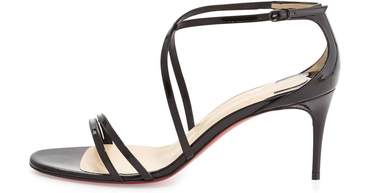 christian louboutin snakeskin platform sandals Green and brown ...