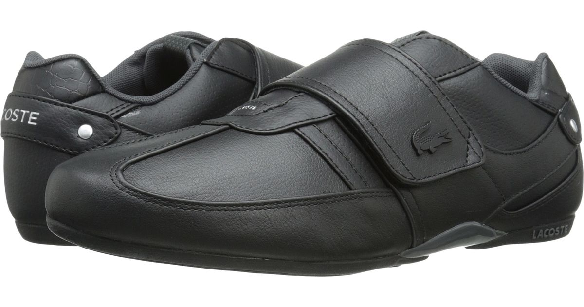 e1037db7f Lyst - Lacoste Protected Prm in Black for Men