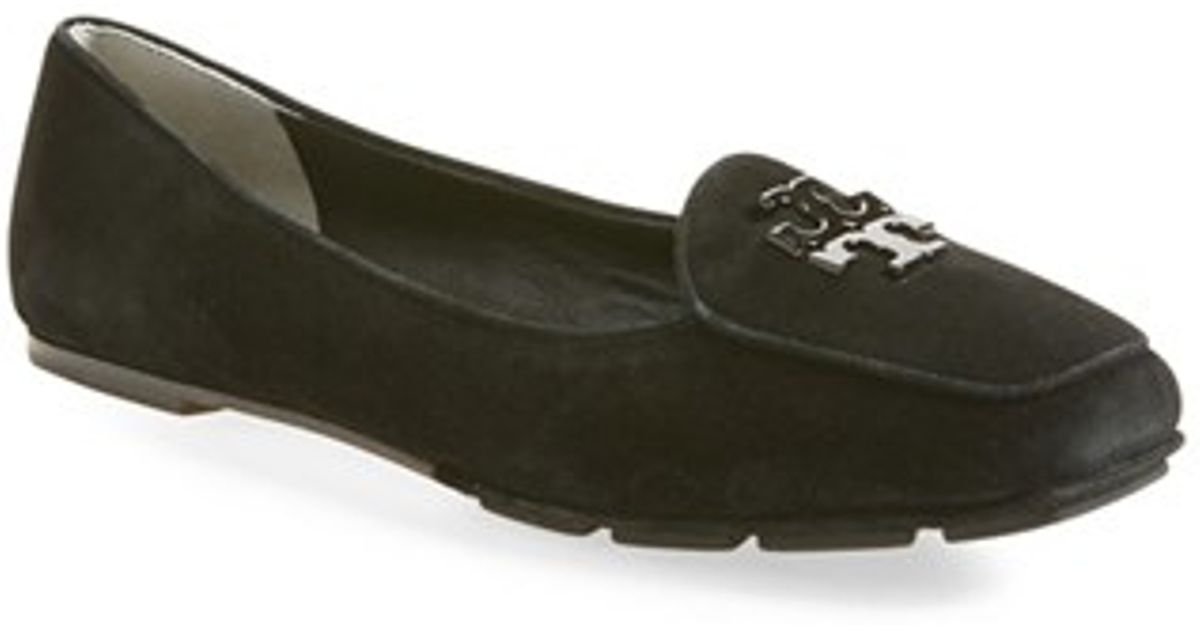 7bd69aa5a980a0 Lyst - Tory Burch  fitz  Loafer in Black