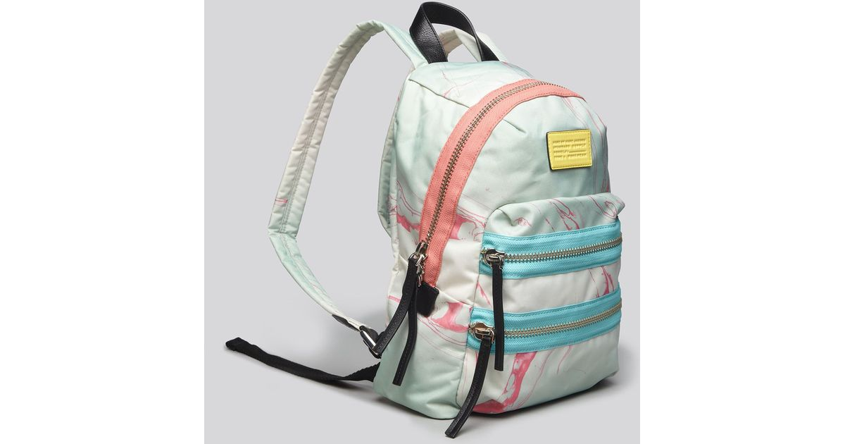 12e31a0693fe Lyst - Marc By Marc Jacobs Backpack - Domo Arigato Mini Packrat in Green