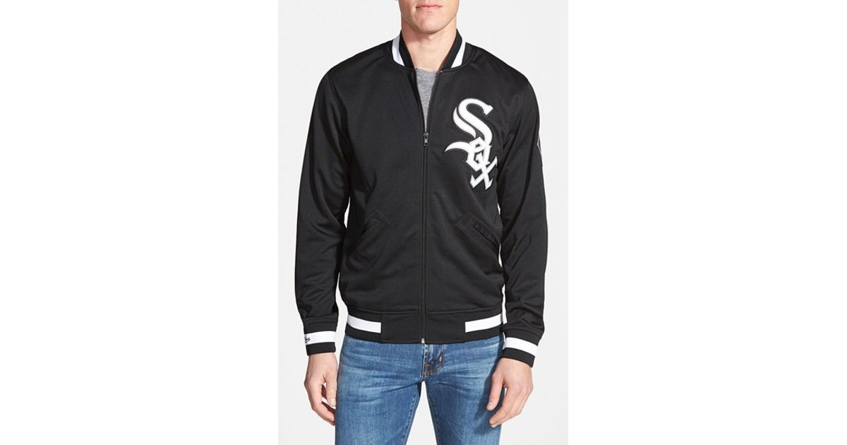 Mitchell & ness 'authentic Bp - Chicago White Sox' Double Knit ...