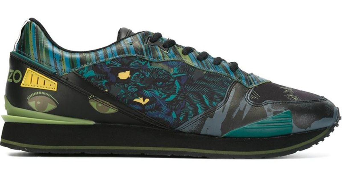 Lyst Men 'crazy' Kenzo For Sneakers XxqB86wn1q