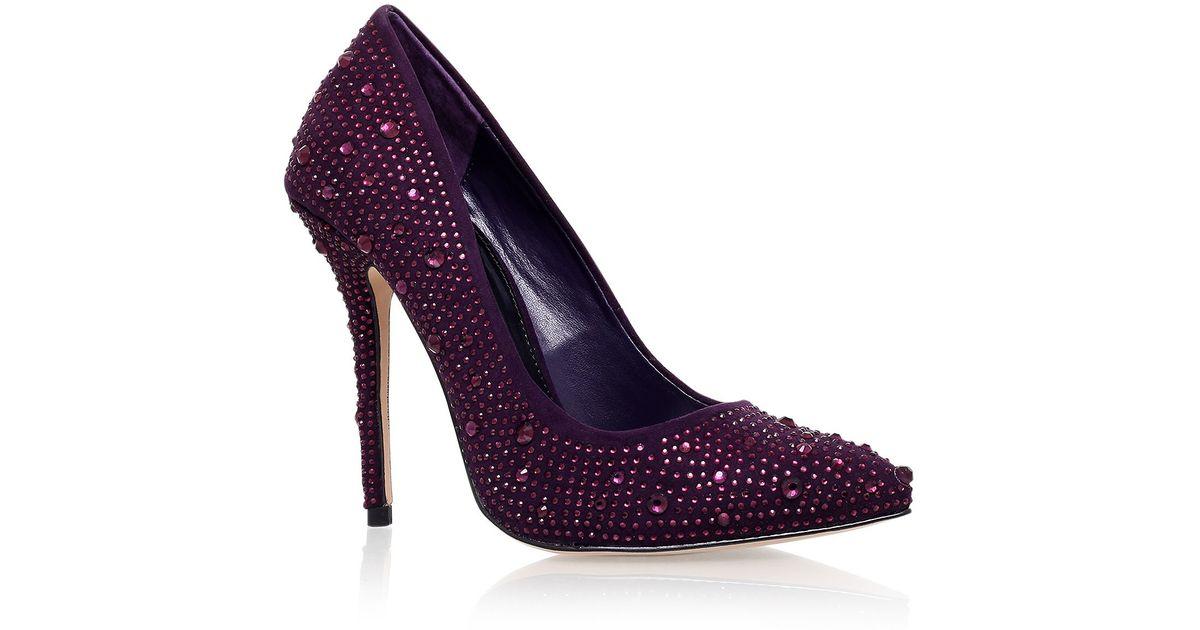 Carvela Gemini High Heel Court Shoes