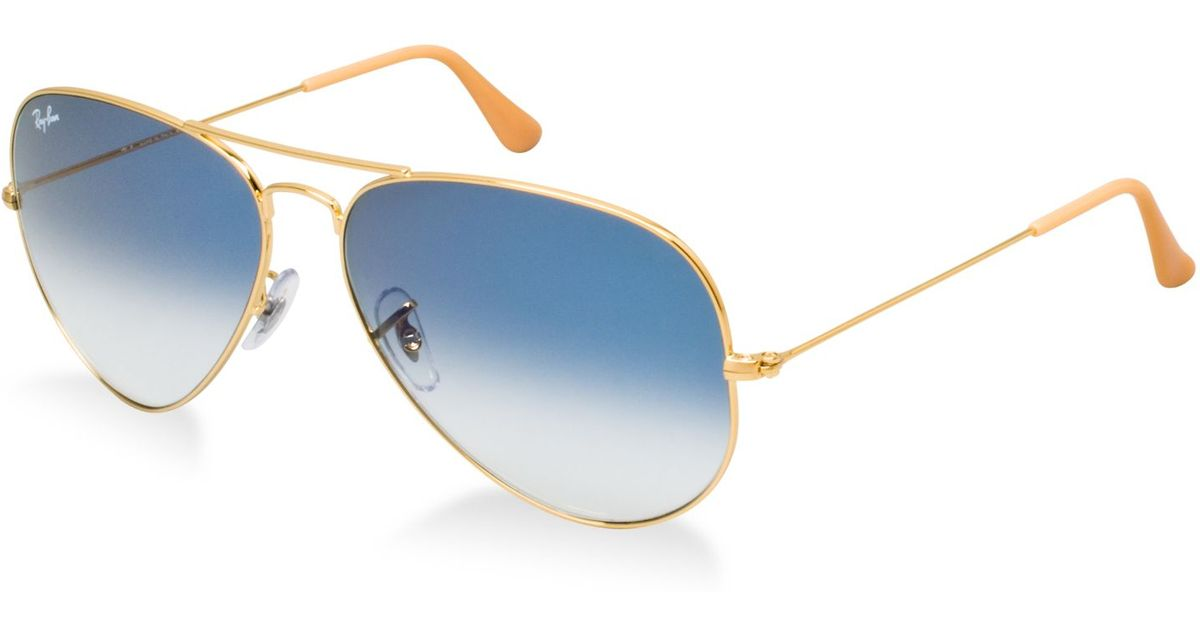 Rayban Aviator Blue Degrade | Our Pride Academy
