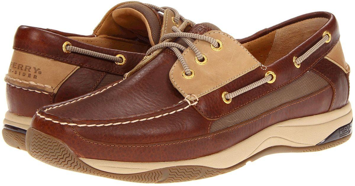 Sperry® Gold Billfish Shoe bvWsBE0h