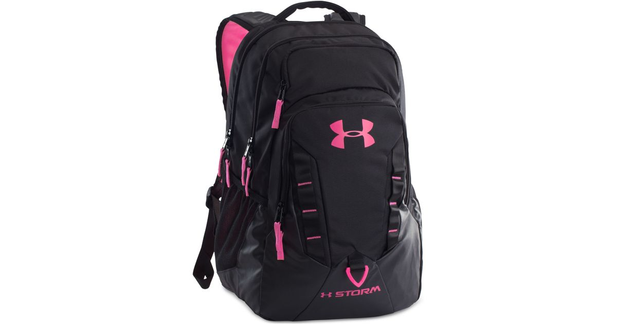 Lyst - Under Armour Storm Recruit Backpack in Black 7bcd660c3d7d7