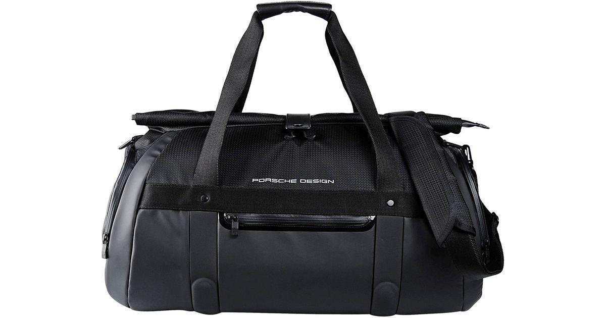 6d23478fd24f where to buy adidas x porsche design sport bounce backpack a5352 4cdbd   best price lyst porsche design travel duffel bag in black for men cf3da  fdd62