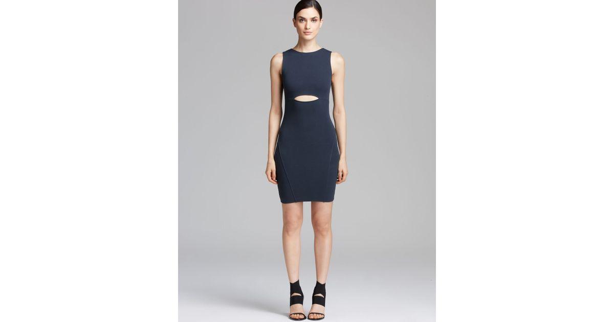 cut out dress - Black Helmut Lang QSHGpKT1D
