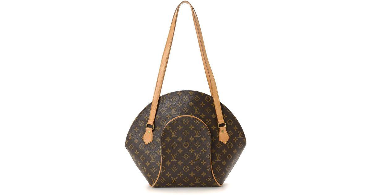 b0c4a83a908 Louis Vuitton Ellipse Shopping Shoulder Bag - Vintage in Brown - Lyst