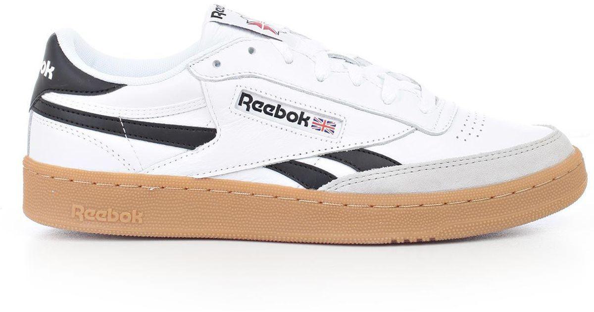 59c6c10088d72d Reebok Revenge Plus Sneaker in White for Men - Lyst