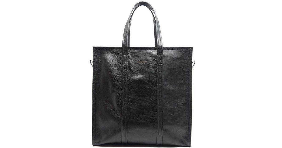 Shopper SHOPPING TOTE XXS Kalbsleder Logo wei? Balenciaga nvTomC