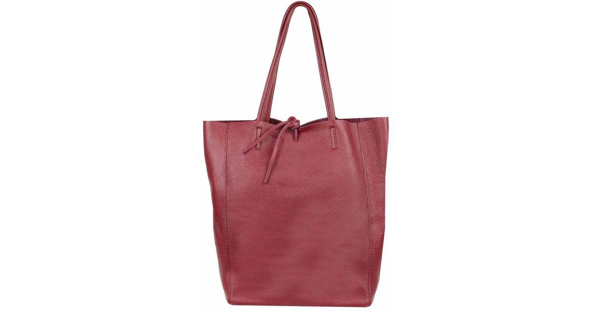 Lyst - Bata Eva Shoulder Bag in Red 8842aa221045e