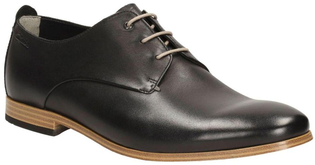 Clarks Chinley Walk Shoes Uk