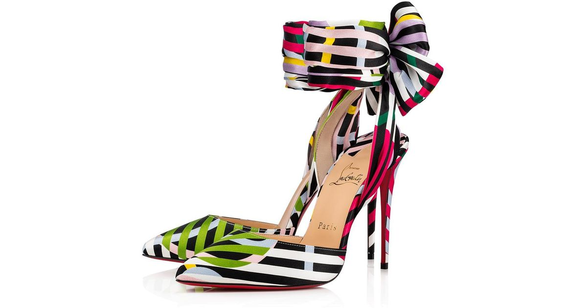 uk availability 40886 53b4c Christian Louboutin - Multicolor Douce Du Desert - Lyst