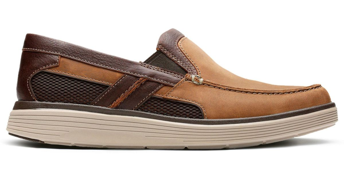 be1d3c8ef95 Lyst - Clarks Un Abode Free in Brown for Men