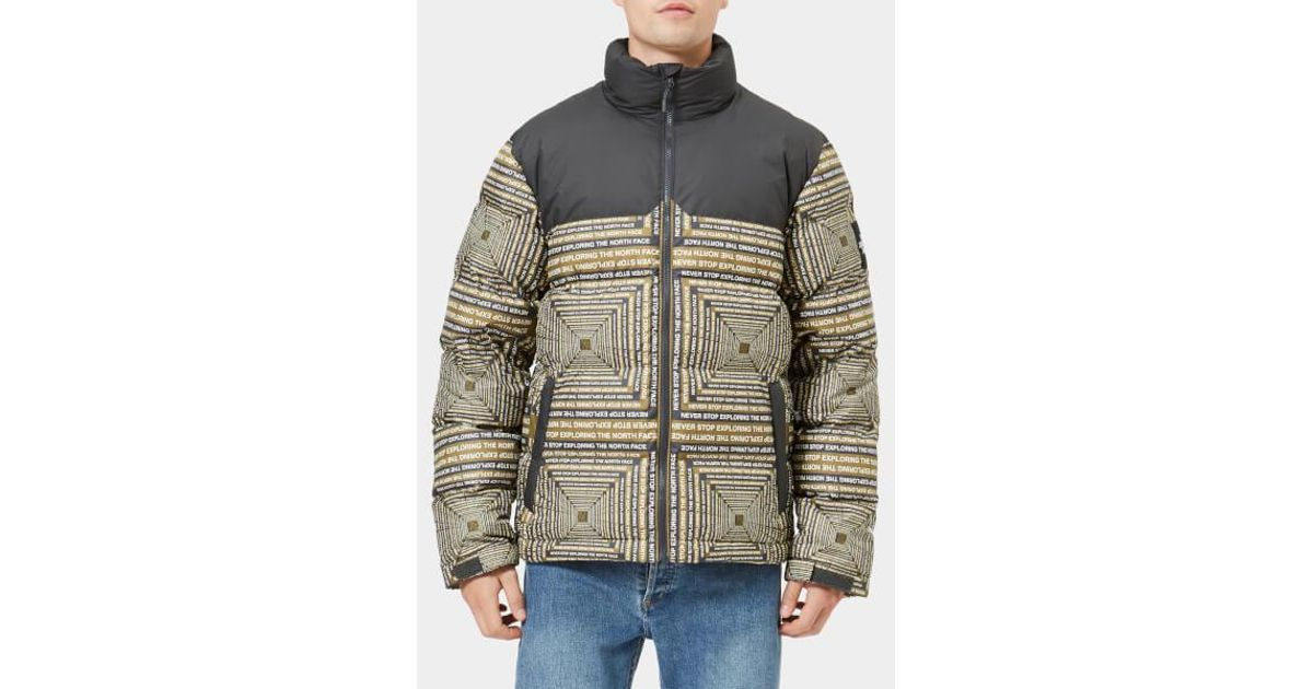 ... hot lyst the north face mens 1992 nuptse jacket in green for men save  14.117647058823536 9b477 37b52d9c0
