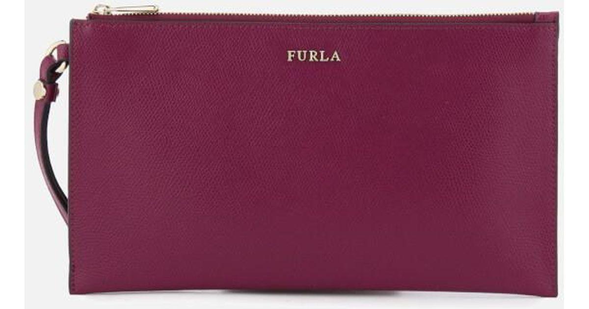 Nicekicks Sale Online Furla Babylon XL clutch bag Deals Online Genuine Online For Sale Cheap Authentic plAscOX3JO