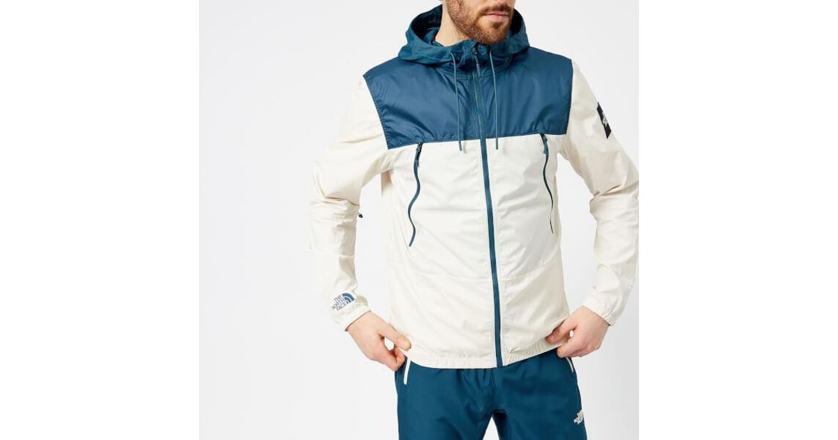cheap for discount b3c64 909a6 The North Face Mens 1990 Seasonal Mountain Jacket in Blue for Men - Lyst