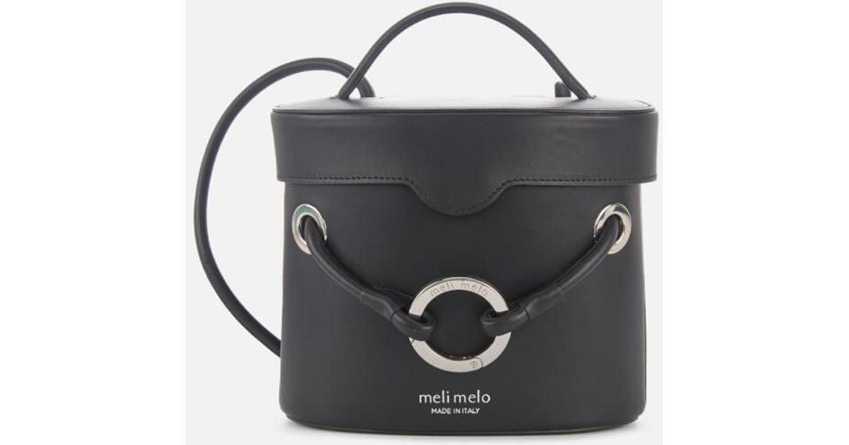 600c71ab1c Meli Melo Women s Nancy Shoulder Bag in Black - Lyst