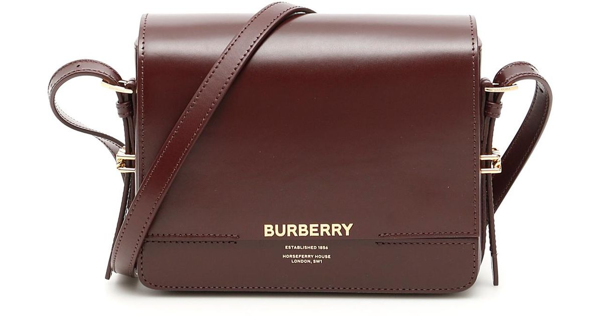 29c4fae707 Burberry Small Grace Bag - Lyst