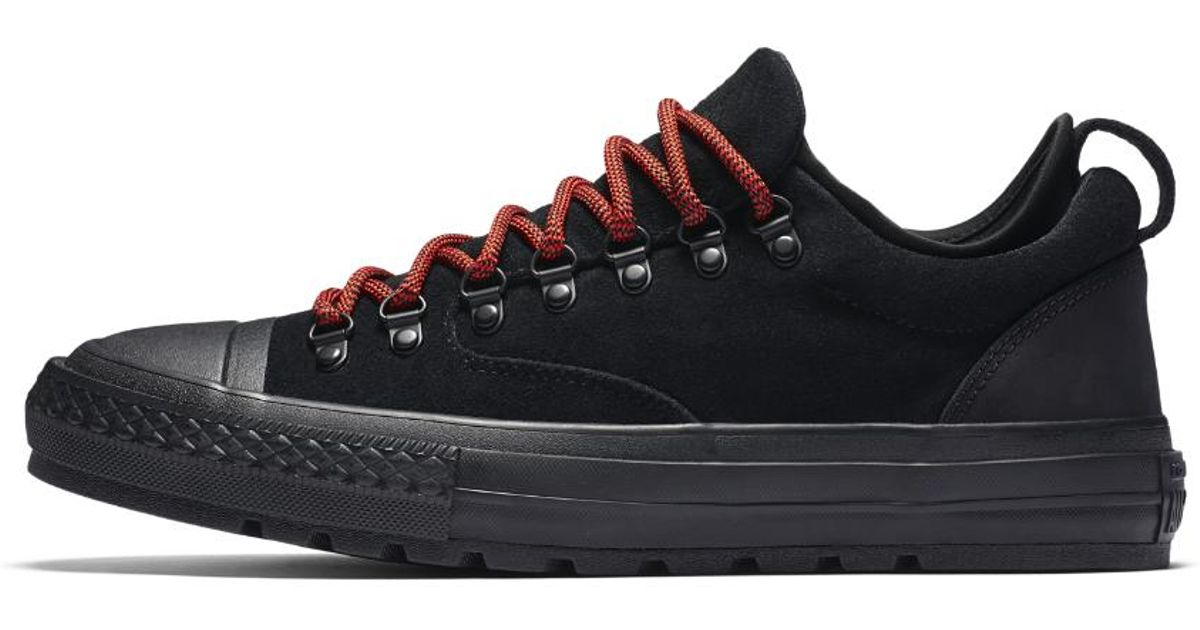 1dd67cbcfe92 Lyst - Converse Chuck Taylor All Star Descent Low Top Shoe in Black for Men